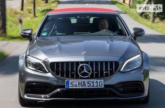 Mercedes-Benz C-Class Mercedes-AMG C63s TCT (510 л.с.) 2019
