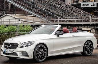 Mercedes-Benz C-Class Mercedes-AMG C43 AT (390 л.с.) 4Matic 2019