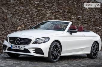 Mercedes-Benz C-Class C 200 AT (184 л.с.) 4Matic 2018