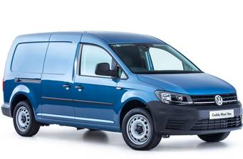 Volkswagen Caddy груз. New 2.0 TDI АT (103 kw) Maxi 2018