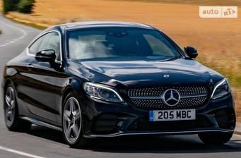Mercedes-Benz C-Class 300d G-Tronic (245 л.с.) 2018