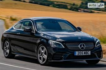Mercedes-Benz C-Class C 200 АТ (184 л.с.) 2018