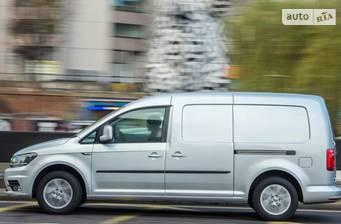 Volkswagen Caddy груз. New 2.0 TDI MT (103 kw) Maxi 2018