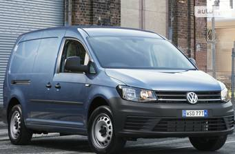 Volkswagen Caddy груз. New 2.0 TDI MT (81 kw) Maxi 2017