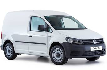 Volkswagen Caddy груз. New 2.0 TDI MT (81 kw)  2018
