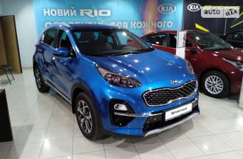 Kia Sportage 2.0 CRDi AT (185 л.с.) 4WD 2018