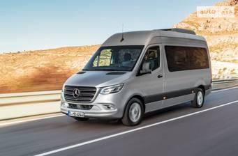 Mercedes-Benz Sprinter пасс. 2.2 CDi (143 л.с.) MT 2018