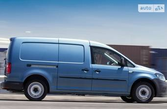 Volkswagen Caddy груз. New 1.6 TDI АT (75 kw) Maxi 2019