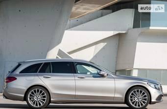Mercedes-Benz C-Class 180d MТ (122 л.с.) 2019
