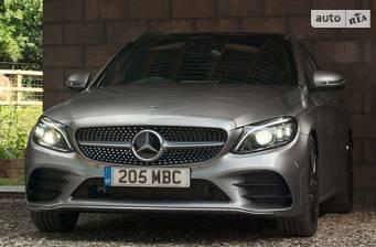 Mercedes-Benz C-Class C 200 AT (184 л.с.) 4Matic 2018