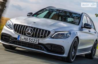 Mercedes-Benz C-Class C 450 AT (367 л.с.) 4Matic AMG 2018