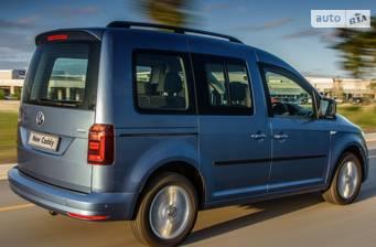 Volkswagen Caddy пасс. New 1.6 MT (81 kw) 2019