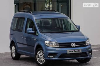Volkswagen Caddy пасс. New 2.0 TDI MT (81 kw) 4Motion 2017