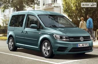 Volkswagen Caddy пасс. New 2.0 TDI MT (81 kw) 4Motion 2019