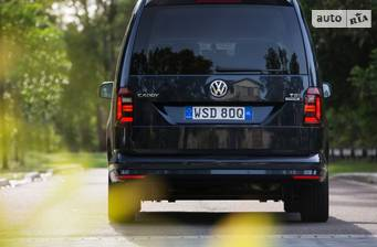 Volkswagen Caddy пасс. New 2.0 TDI MT (103 kw) Maxi  2019