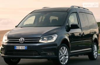 Volkswagen Caddy пасс. New 2.0 TDI MT (103 kw) Maxi  2018