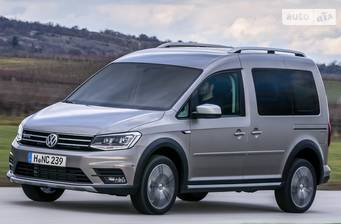 Volkswagen Caddy пасс. New 2.0 TDI MT (81 kw) 4Motion 2017