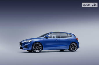 Ford Focus 1.0 Ecoboost АT8 (125 л.с.) 2019