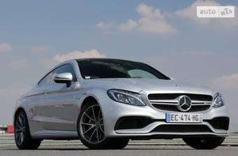 Mercedes-Benz C-Class Mercedes-AMG С 63 AT (476 л.с.) 2017