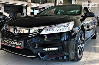 Honda Accord 2.4 CVT (180 л.с.) 2017