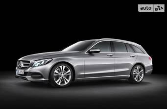 Mercedes-Benz C-Class C 160 MT (129 л.с.) 2017