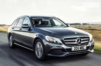 Mercedes-Benz C-Class C 200d MT (136 л.с.) 2018