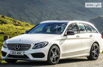 Mercedes-Benz C-Class Mercedes-AMG C 43 AT (367 л.с.) 4Matic 2018