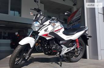 Honda CB 125F 2018