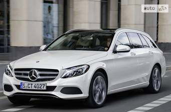 Mercedes-Benz C-Class C 300 AT (204 л.с.) Hybrid 2018