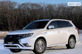 Mitsubishi Outlander PHEV 2.4i AT (135+82+95 л.с.) Hybrid 4WD 2018