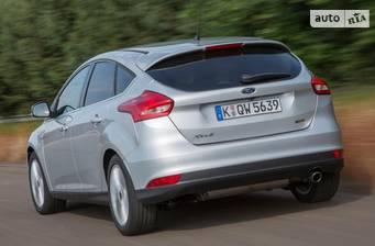 Ford Focus 1.0 Ecoboost AT (125 л.с.) 2018