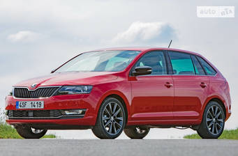Skoda Spaceback New 1.6 MPI MT (110 л.с) 2018