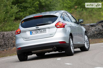 Ford Focus 1.6 АT (125 л.с.) 2017
