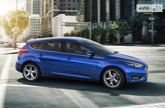 Ford Focus 1.6 MT (105 л.с.) 2018