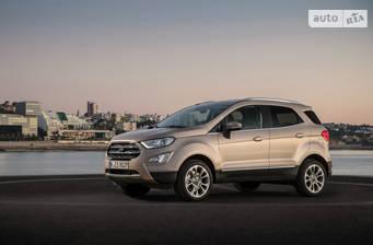 Ford EcoSport FL 1.0 EcoBoost AT (125 л.с.) 2018