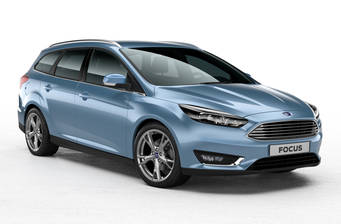 Ford Focus 1.6 АT (125 л.с.) 2018