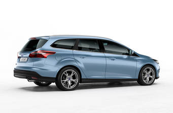 Ford Focus 1.0 Ecoboost MT (125 л.с.) 2018