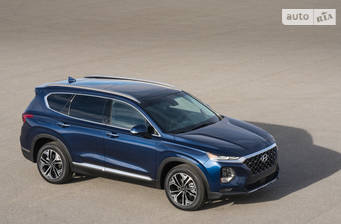 Hyundai Santa FE 2.2 CRDi AT (200 л.с.) 2019