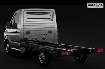 Volkswagen Crafter груз. Одинарная кабина 50 2.0 TDI MT (177 л.с.) MR 2019