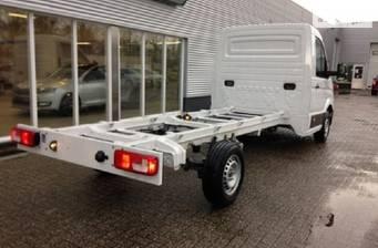 Volkswagen Crafter груз. Одинарная кабина 35 2.0 TDI AT (177 л.с.) MR 2019