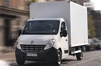 Renault Master груз. 2.3D MT (150 л.с.) L4 H1 4500 Single Cab 2017