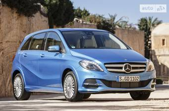 Mercedes-Benz B-Class B 200d AT (136 л.с.) 2018