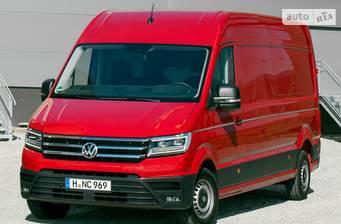 Volkswagen Crafter груз. 35 2.0 TDI MT (140 л.с.) LR 2018