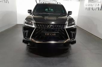 Lexus LX 570 Inkas B6/B7 AT (367 л.с.) 2019