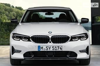 BMW 3 Series 320i Steptronic (184 л.с.) xDrive 2019