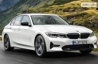 BMW 3 Series 318d MT (150 л.с.) 2018
