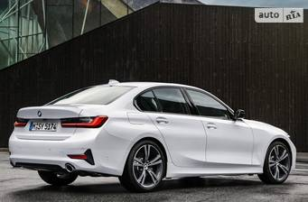 BMW 3 Series 330e Steptronic (292 л.с.) 2019