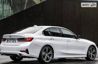BMW 3 Series 320d Steptronic (190 л.с.) xDrive 2019