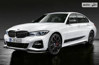 BMW 3 Series 330d Steptronic (265 л.с.) 2019