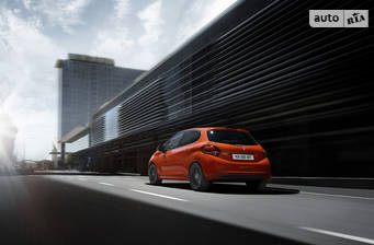 Peugeot 208 1.2 PureTech AT (82 л.с.) 2018